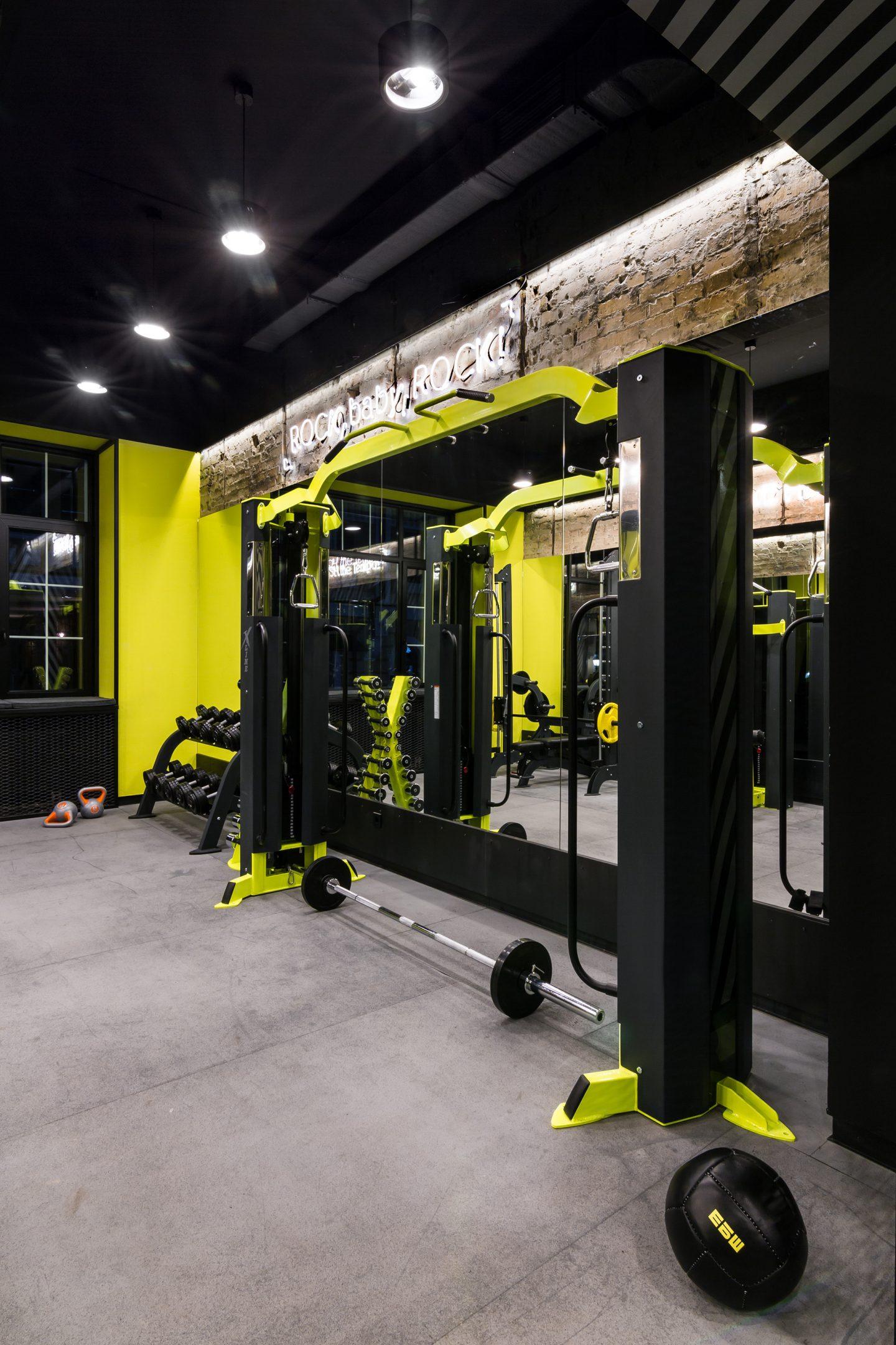 ЕБШ TRX BOX BAR Gym (1)