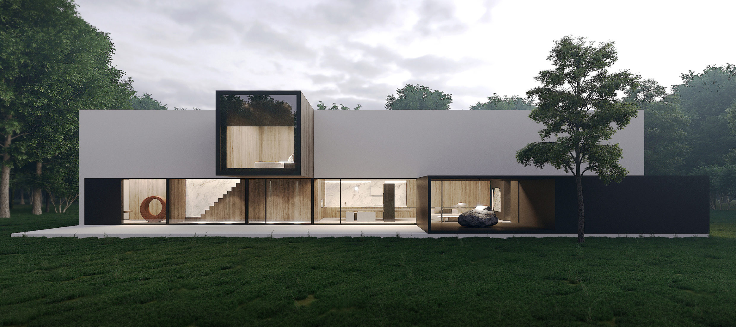 CONCEPT HOUSE lll 1