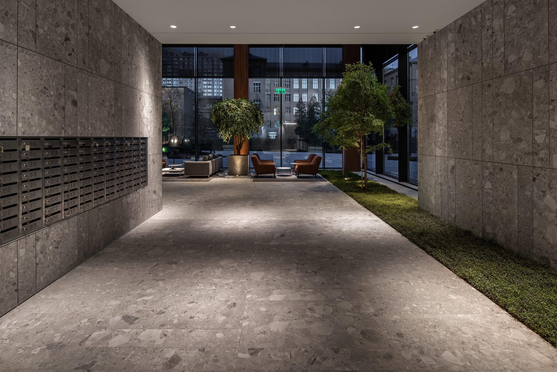 Lobby in Tetris Hall 2 DSC05391-HDR