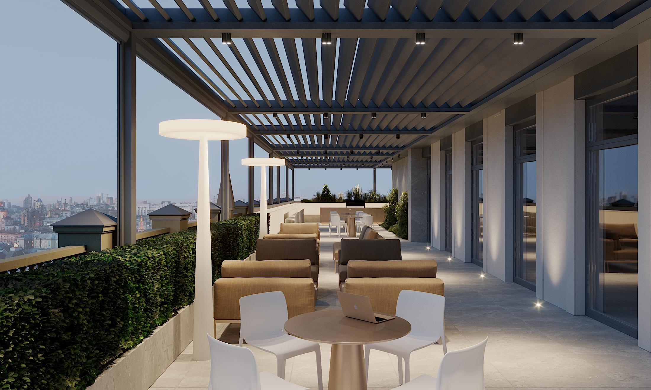 Hillfort Business Mansion 1814 MYCHAILIVSKA terrace (4)