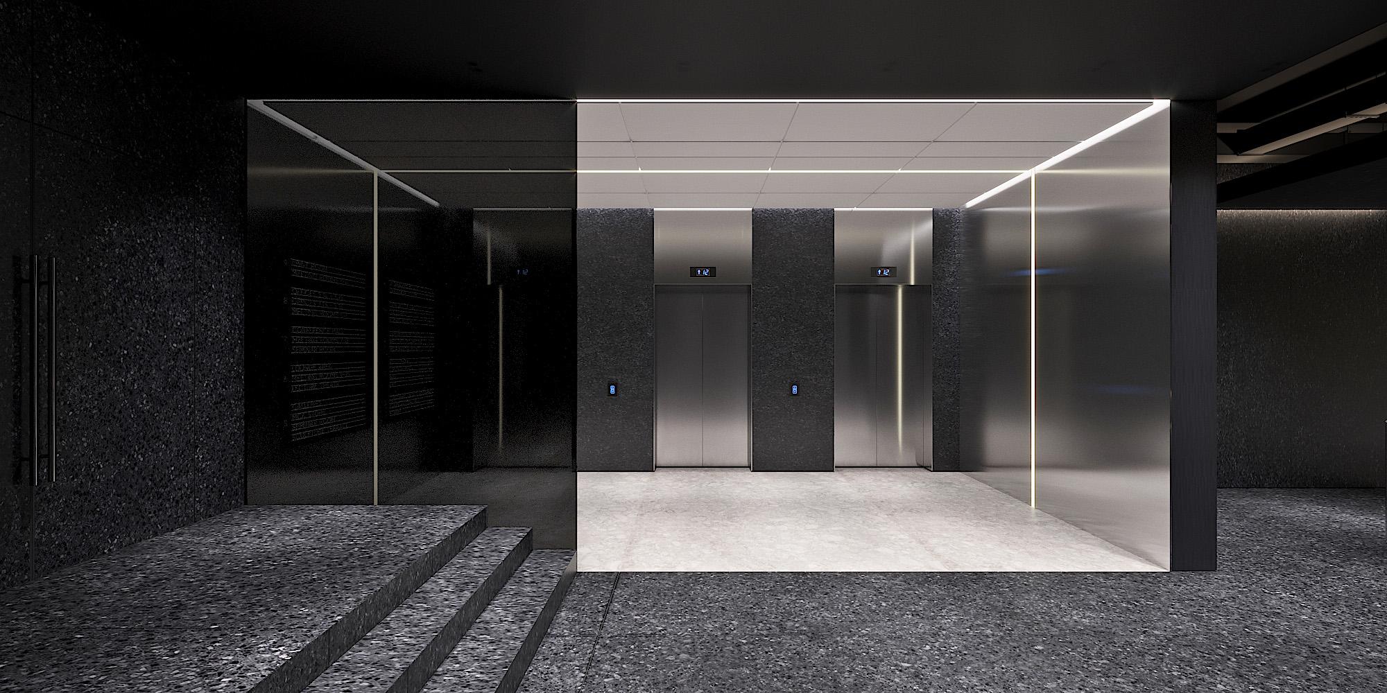 PSHKN Business Space 1912 Lipinskogo lift hall_2