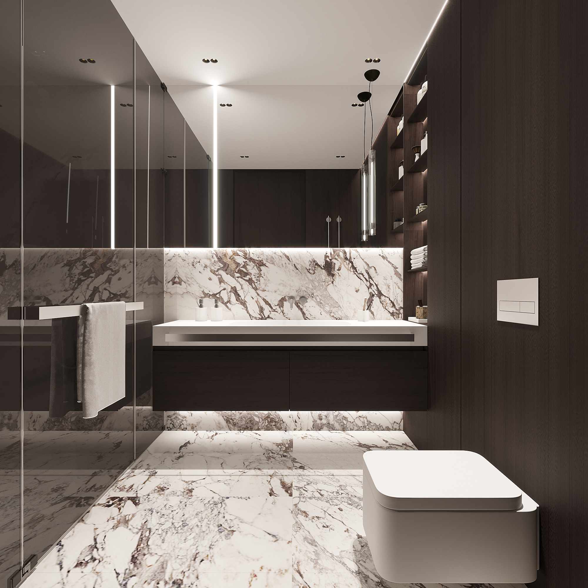 PHD Apartment 2001PHD Bathroom _1