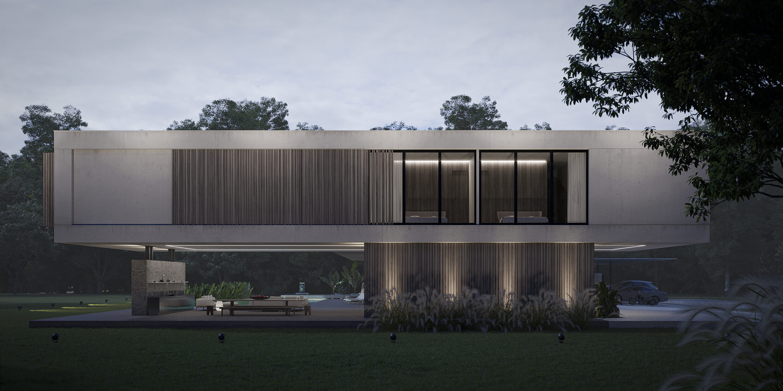 Serenity Villa VP_Bali_House__Exterior 2 Night