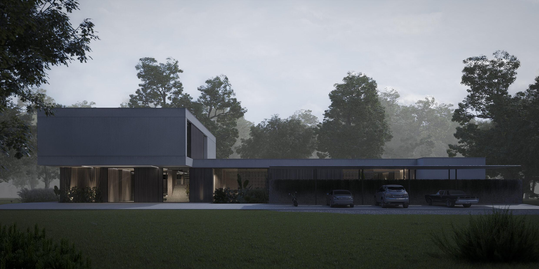 Serenity Villa VP_Bali_House__Exterior_3 night