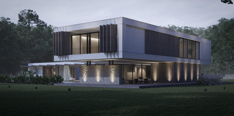 Serenity Villa VP_Bali_House__Exterior_4 night